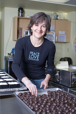 Gail Ambrosius - Peace Love Chocolate