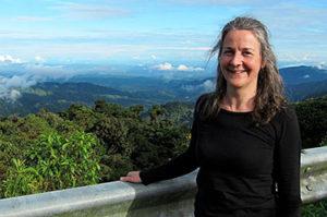 Gail in Ecuador