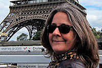 Gail in Paris