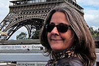 Gail in Paris