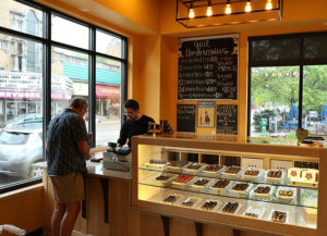Gail Ambrosius Chocolatier on Atwood Ave Madison WI